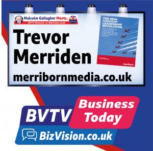 Trevor Merriden on BVTV at BizVision.co.uk
