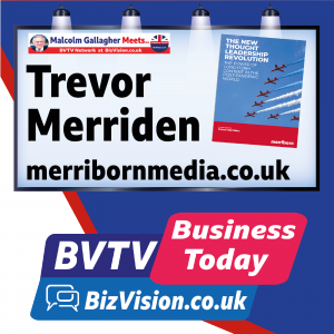 Clever content helps you to show thought leadership says Trevor Merriden on BVTV Trilogy